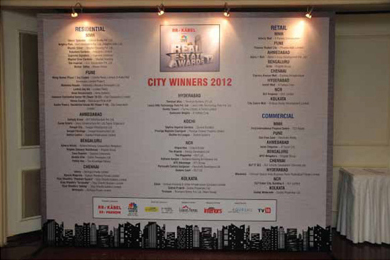 CNBC Awaaz 2012 Real Estate Award