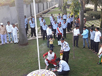 THE CROWN GREENS -REPUBLIC DAY CELEBRATION