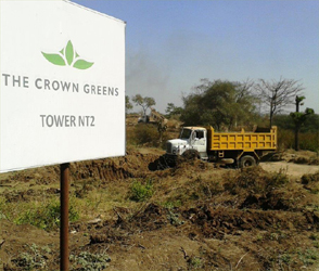 THE CROWN GREENS - SITE PROGRESS